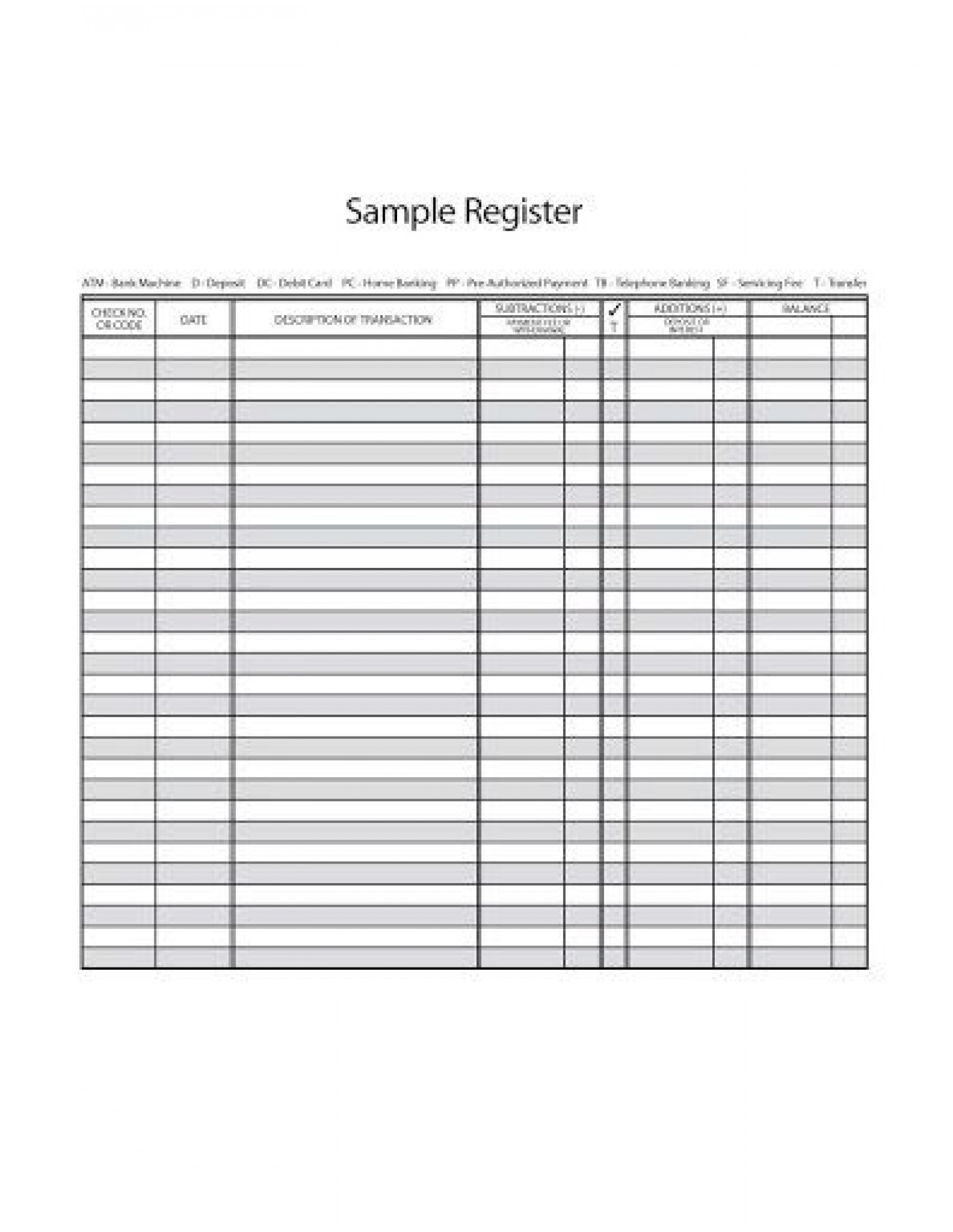 001 Unusual Check Register Template Printable High Resolution  Pdf Excel1920
