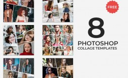 001 Unusual Free Photoshop Collage Template Highest Clarity  Templates Psd Download Photo For Element