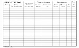 001 Unusual Mileage Tracker Form Excel Highest Clarity
