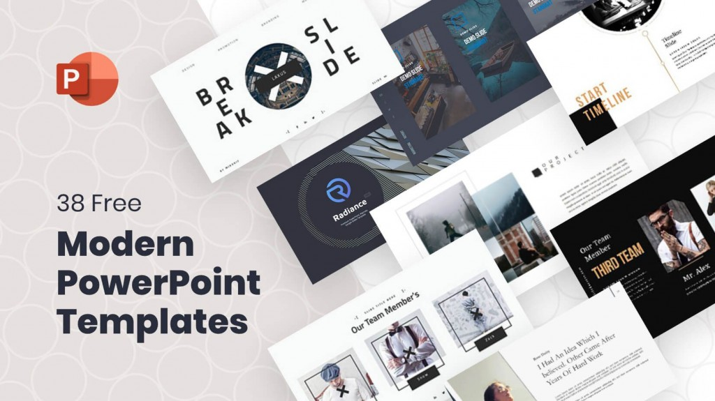 001 Unusual Ppt Slide Design Template Free Download Highest Quality  One Resume Team Introduction Powerpoint PresentationLarge