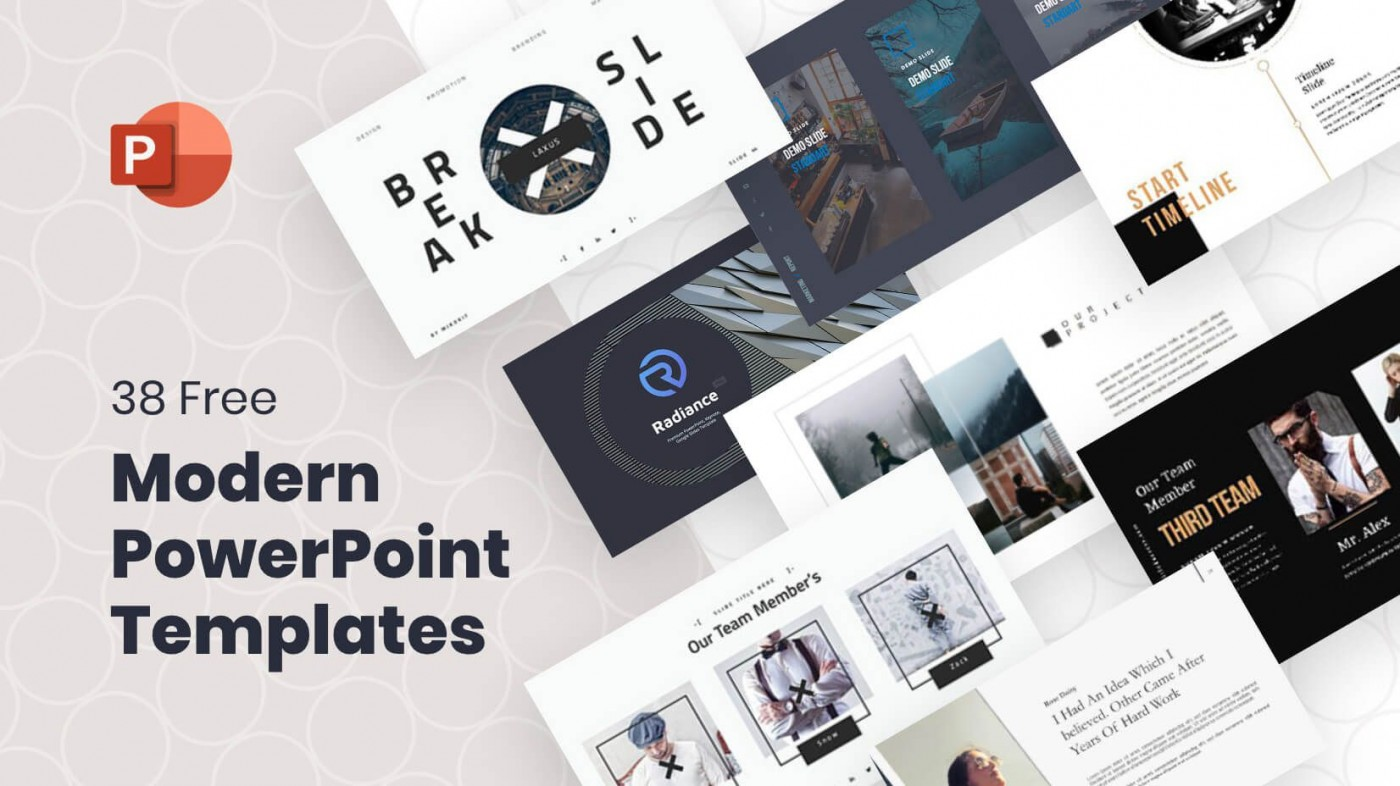 001 Unusual Ppt Slide Design Template Free Download Highest Quality  Best Executive Summary1400