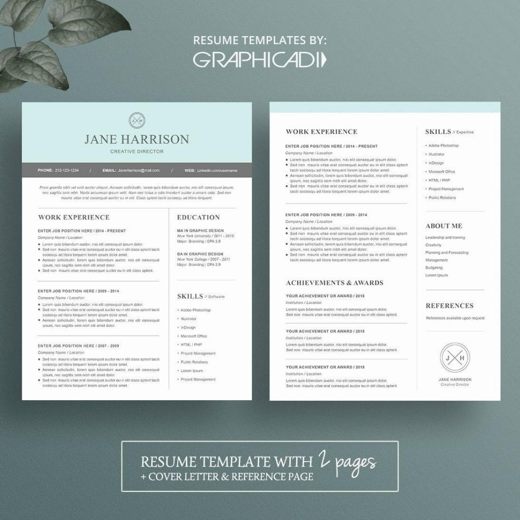 001 Unusual Resume Reference Template Microsoft Word High Resolution  ListLarge