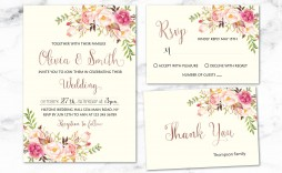 001 Unusual Sample Wedding Invitation Template Design  Templates Wording Card
