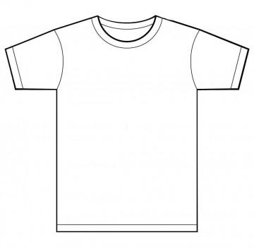 001 Unusual T Shirt Template Free Sample  Polo T-shirt Illustrator Download Website Editable Design360