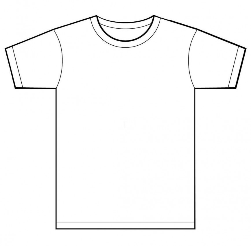001 Unusual T Shirt Template Free Sample  Design Download Psd