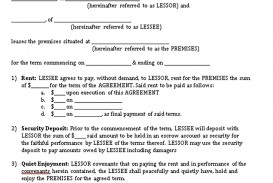 001 Unusual Template For Property Rental Agreement Highest Clarity  Sample Commercial