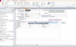 001 Wonderful Free Acces Database Template Photo  Templates For Small Busines Hr Microsoft Inventory