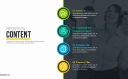 001 Wonderful Free Download Ppt Template For Busines Image  Business Plan Presentation Communication