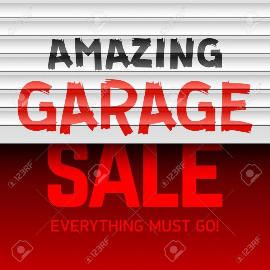 001 Wonderful Garage Sale Sign Template Example  Flyer Yard Microsoft Word868