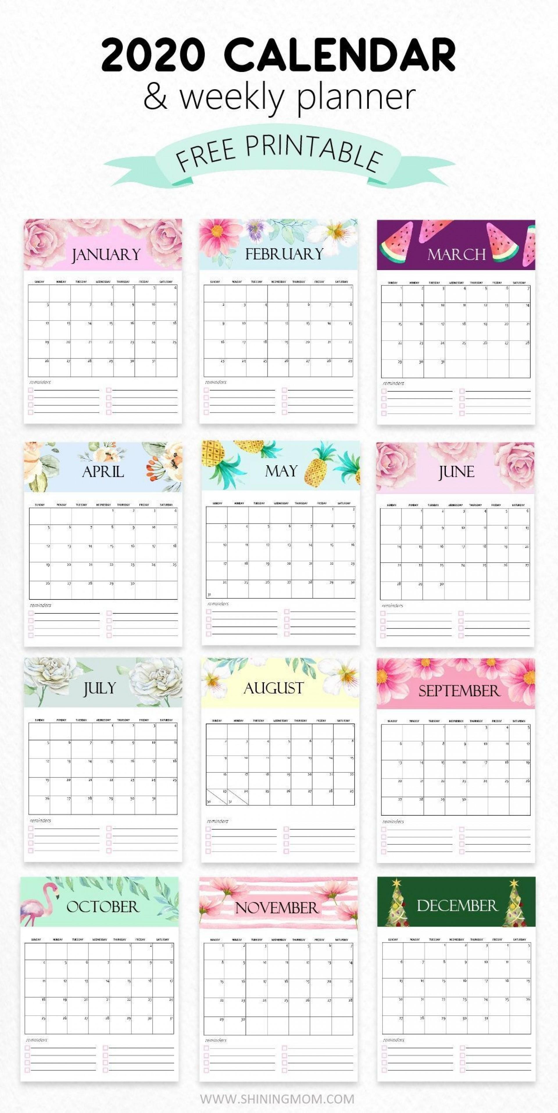 001 Wonderful Google Doc Calendar Template 2020 Inspiration  Drive Sheet Weekly1920
