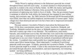 001 Wonderful Holocaust Essay Idea  Thesi Hook Contest 2020