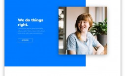 001 Wonderful Personal Portfolio Template Free Download Idea  Psd Powerpoint