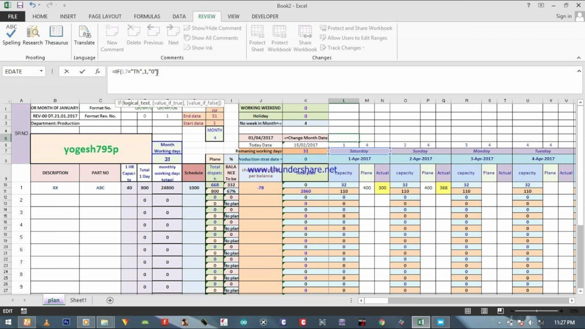 001 Wonderful Production Schedule Template Excel High Definition  Planning Sheet Master1920