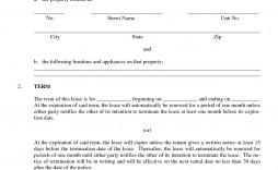 001 Wonderful Rent Lease Agreement Template Photo  Tenancy Landlord Form Bc House Rental Pdf