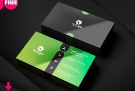 001 Wonderful Simple Visiting Card Design Free Download Image  Busines Psd File