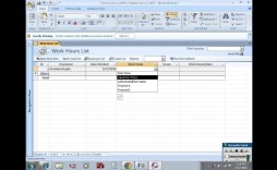 001 Wondrou Acces Template For Small Busines Picture  Business M Free Microsoft Download