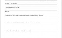 001 Wondrou Accident Report Form Template Idea  Incident Victoria Injury Free