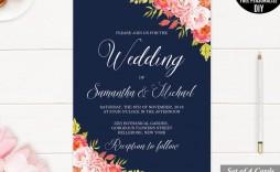 001 Wondrou Editable Wedding Invitation Template Inspiration  Templates Tamil Card Free Download Psd Online