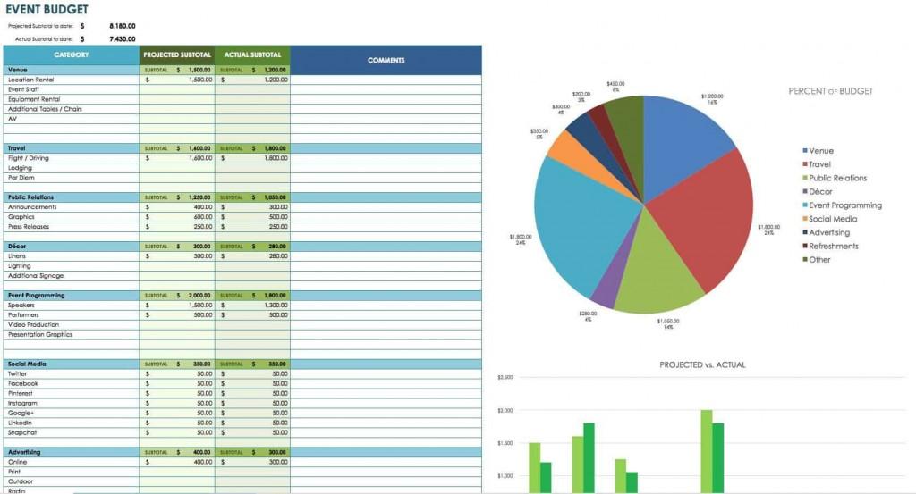 001 Wondrou Event Planning Budget Template Free Inspiration  DownloadLarge