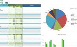 001 Wondrou Event Planning Budget Template Free Inspiration  Download