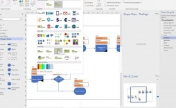 001 Wondrou Flow Chart Microsoft Excel Picture  Flowchart Template