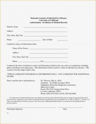 001 Wondrou Free Parental Medical Consent Form Template Photo 320