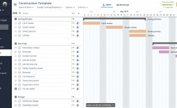 001 Wondrou Project Management Timeline Template Highest Clarity  Plan Pmbok Planner