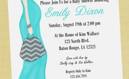 002 Amazing Baby Shower Invitation Wording Example High Resolution  Examples Invite Coed Idea For Boy