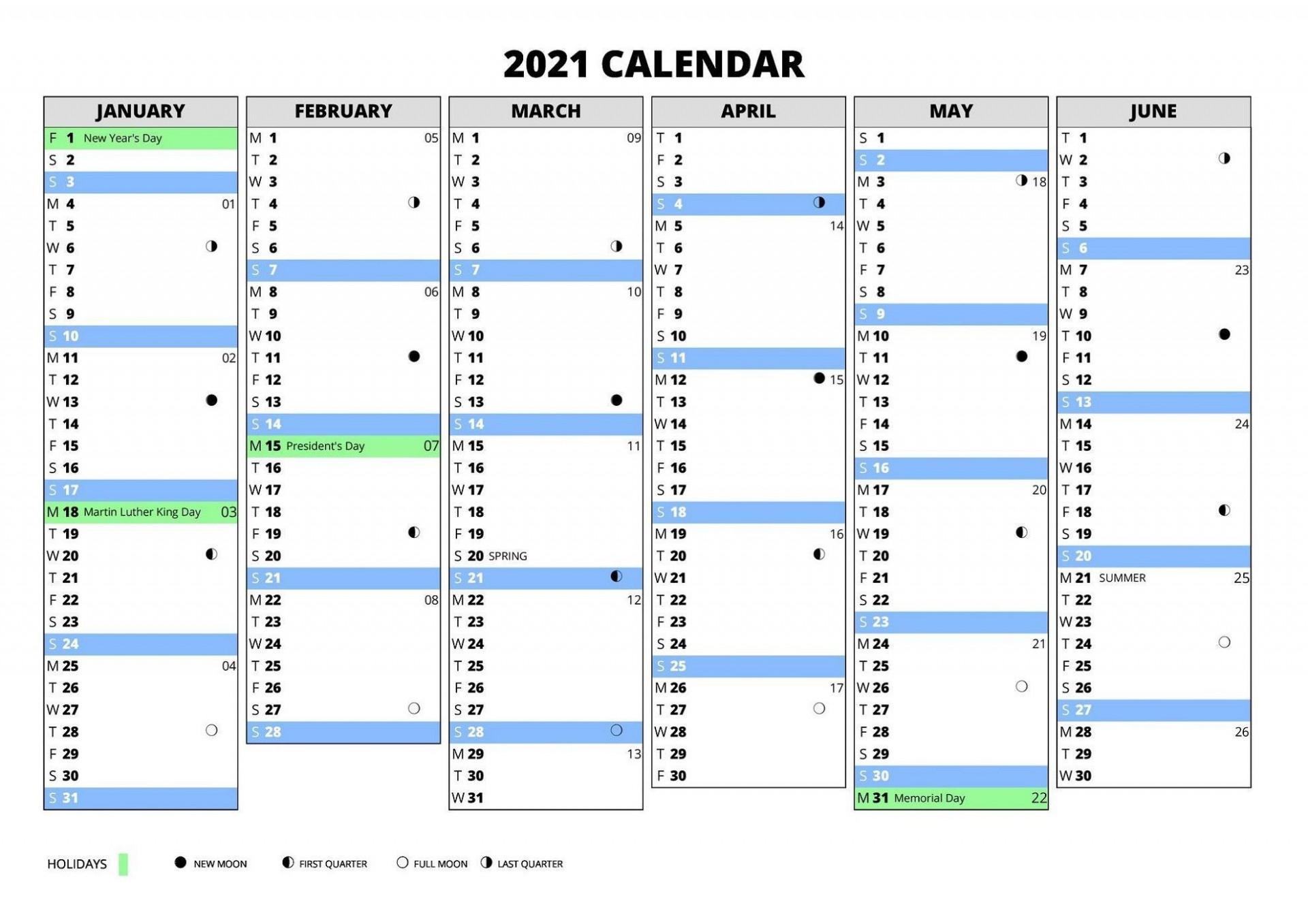 002 Amazing Excel Calendar 2021 Template Highest Clarity  Yearly Microsoft1920
