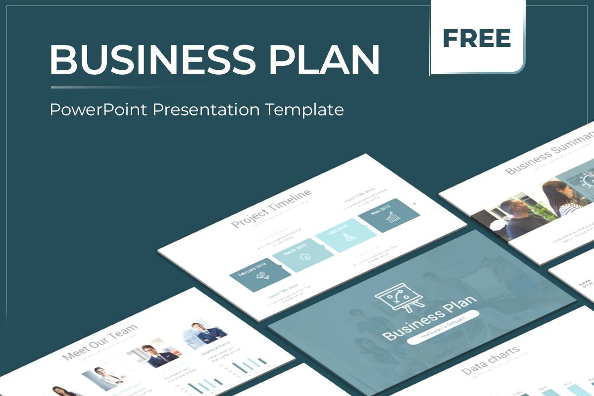 002 Amazing Free Busines Proposal Template Powerpoint Photo  Best Plan Ppt 2020 SaleFull