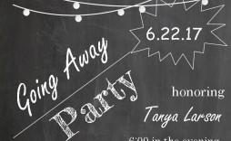 002 Amazing Retirement Invitation Template Free Highest Clarity  Celebration Word