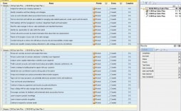 002 Amazing Software Project Transition Plan Sample Inspiration  Template Excel