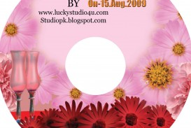 002 Amazing Wedding Cd Cover Design Template Free Download High Resolution