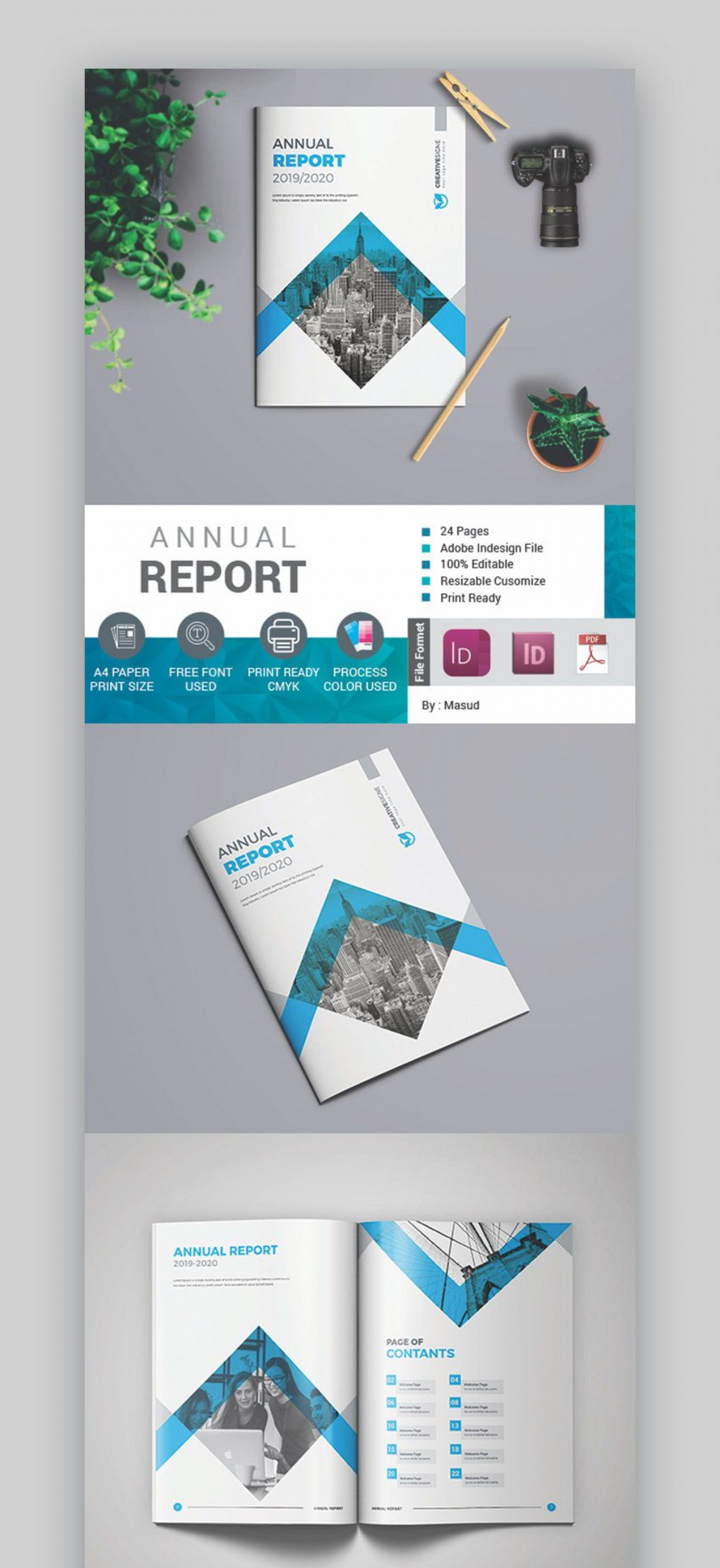002 Archaicawful Annual Report Design Template Indesign Highest Clarity  Free Download1400