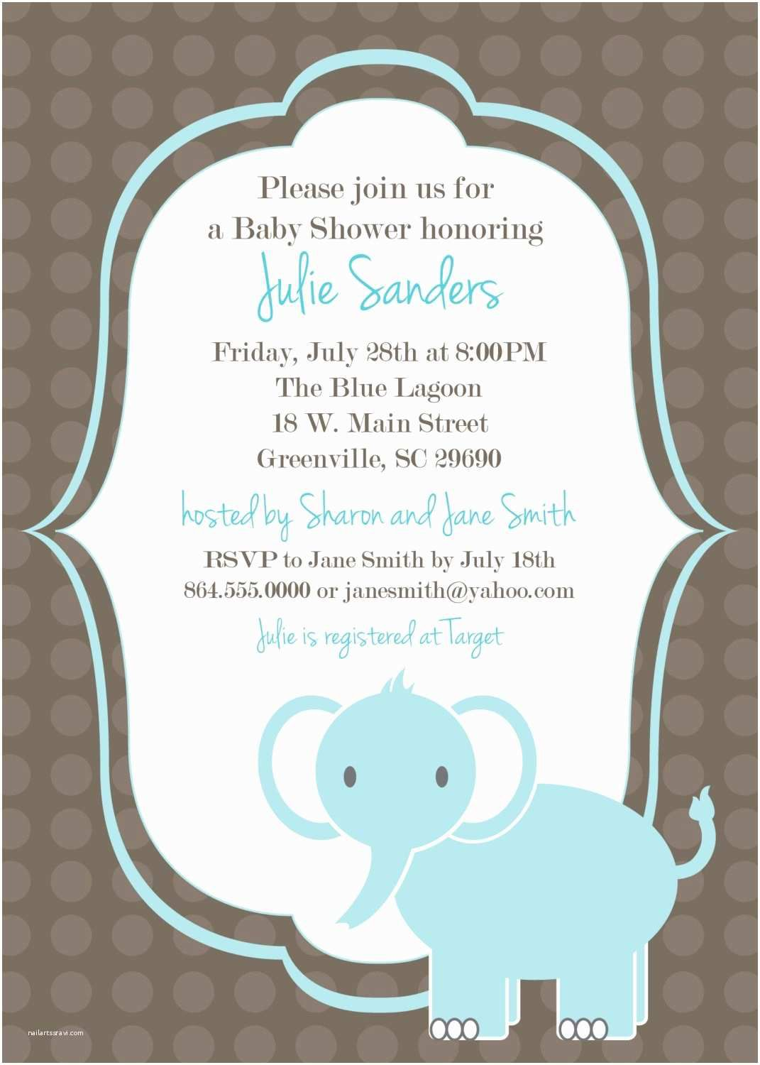 002 Archaicawful Baby Shower Invitation Template Word Photo  Office Wording Sample Work DownloadFull