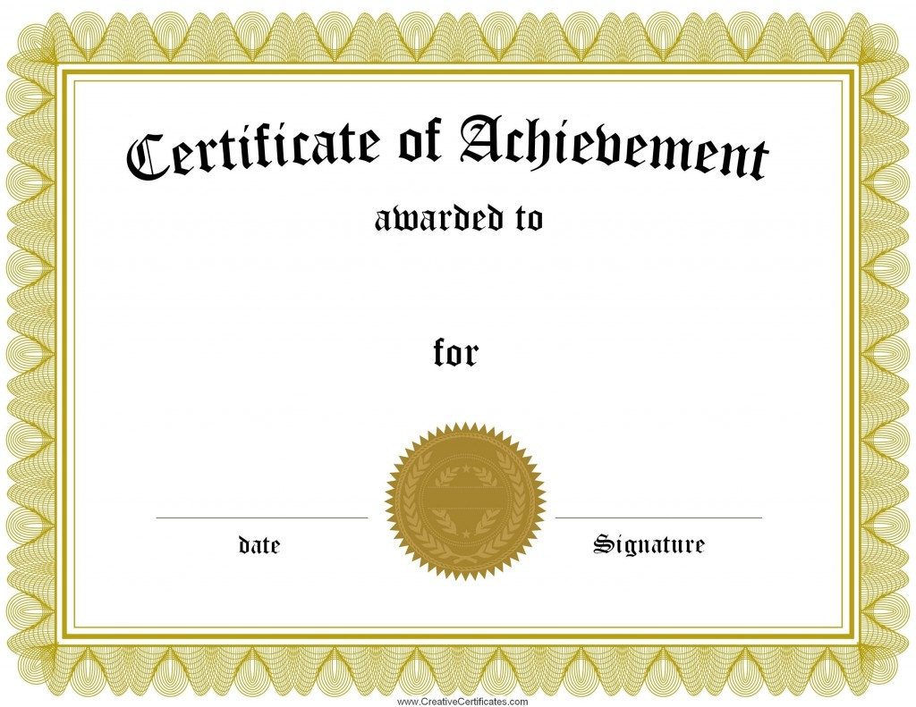 002 Archaicawful Blank Award Certificate Template High Def  Printable Math Editable FreeLarge