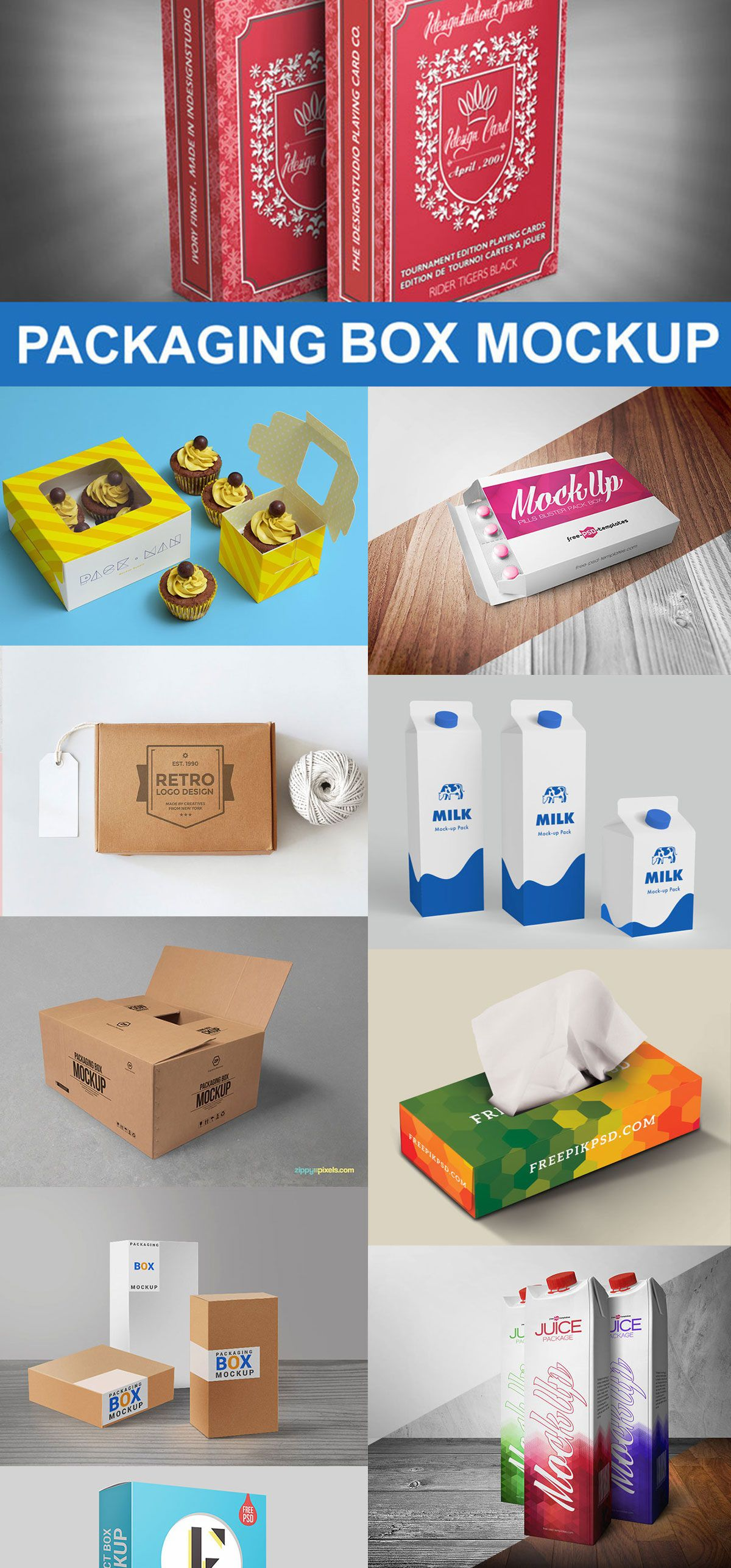 002 Archaicawful Box Design Template Free Highest Clarity  Text Download PackagingFull