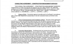 002 Archaicawful Consulting Agreement Template Word Highest Clarity  Sample Free