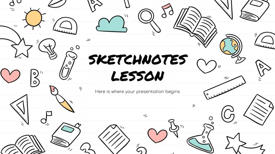002 Archaicawful Free Education Ppt Template High Def  Powerpoint For Teacher Creative Download Professional960