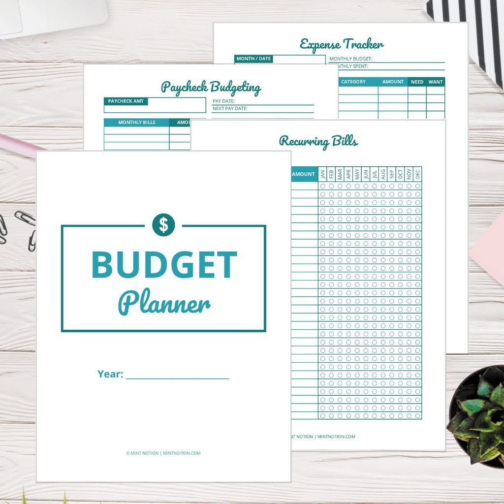 002 Archaicawful Free Monthly Budget Template Printable High Resolution  Simple Worksheet Household Planner UkFull