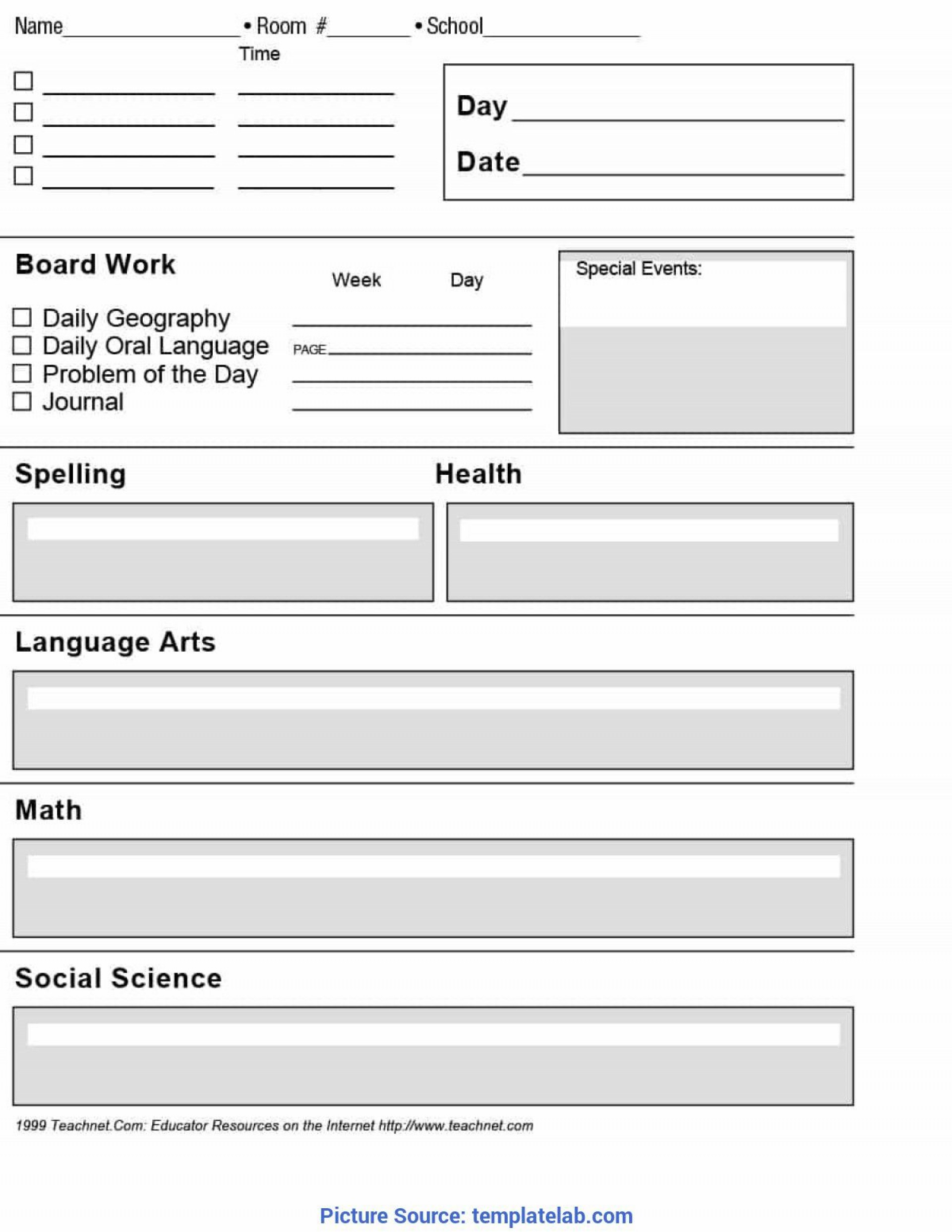 002 Archaicawful Free Unit Lesson Plan Template Idea 1920