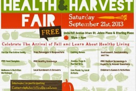 002 Archaicawful Health Fair Flyer Template High Resolution  And Wellnes Word