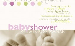 002 Archaicawful Microsoft Word Invitation Template Baby Shower Highest Quality  Free Editable Invite
