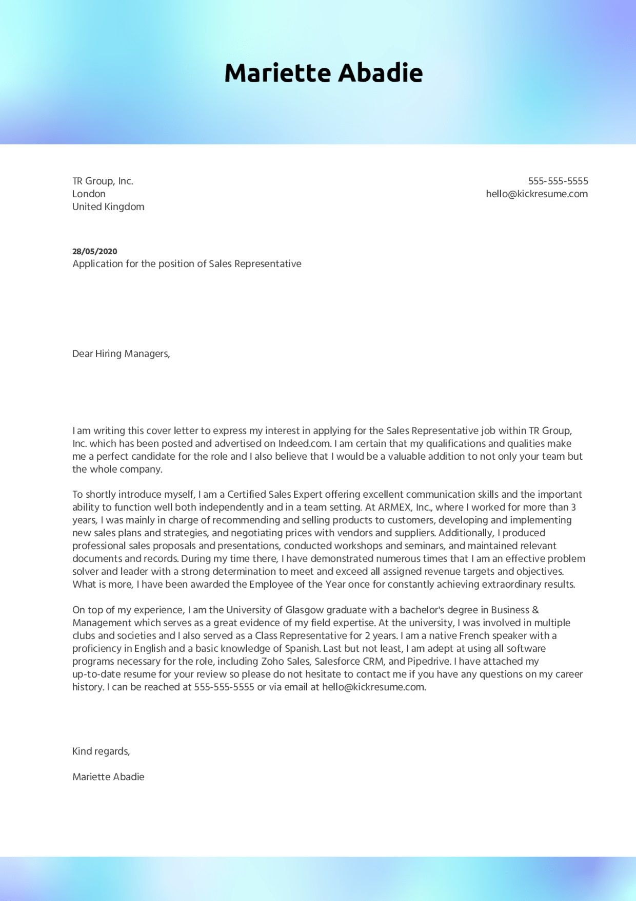 002 Archaicawful Simple Cover Letter Template Image  For Resume NzFull