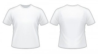 002 Archaicawful T Shirt Design Template Psd Sample  Blank T-shirt Free Download Layout Photoshop320