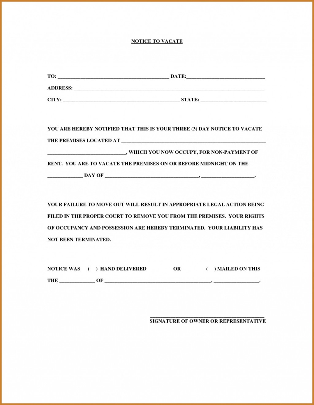 002 Astounding 30 Day Eviction Notice Template High Def  Pdf FormLarge