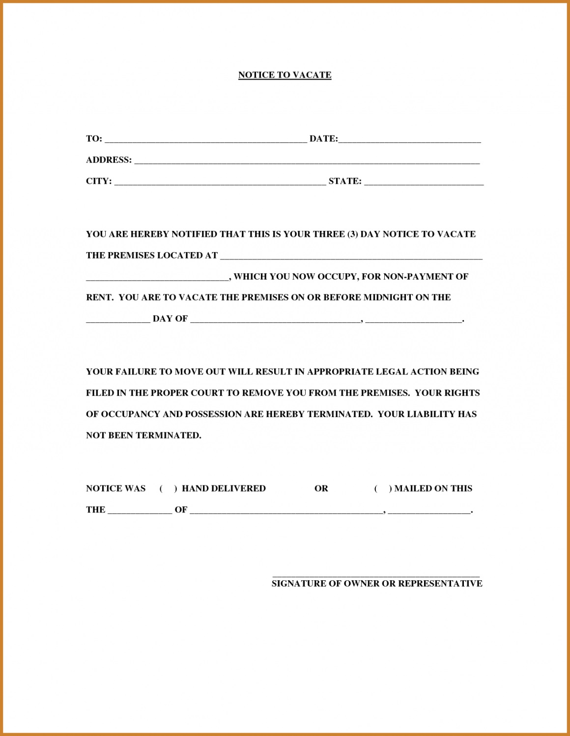002 Astounding 30 Day Eviction Notice Template High Def  Pdf FormFull