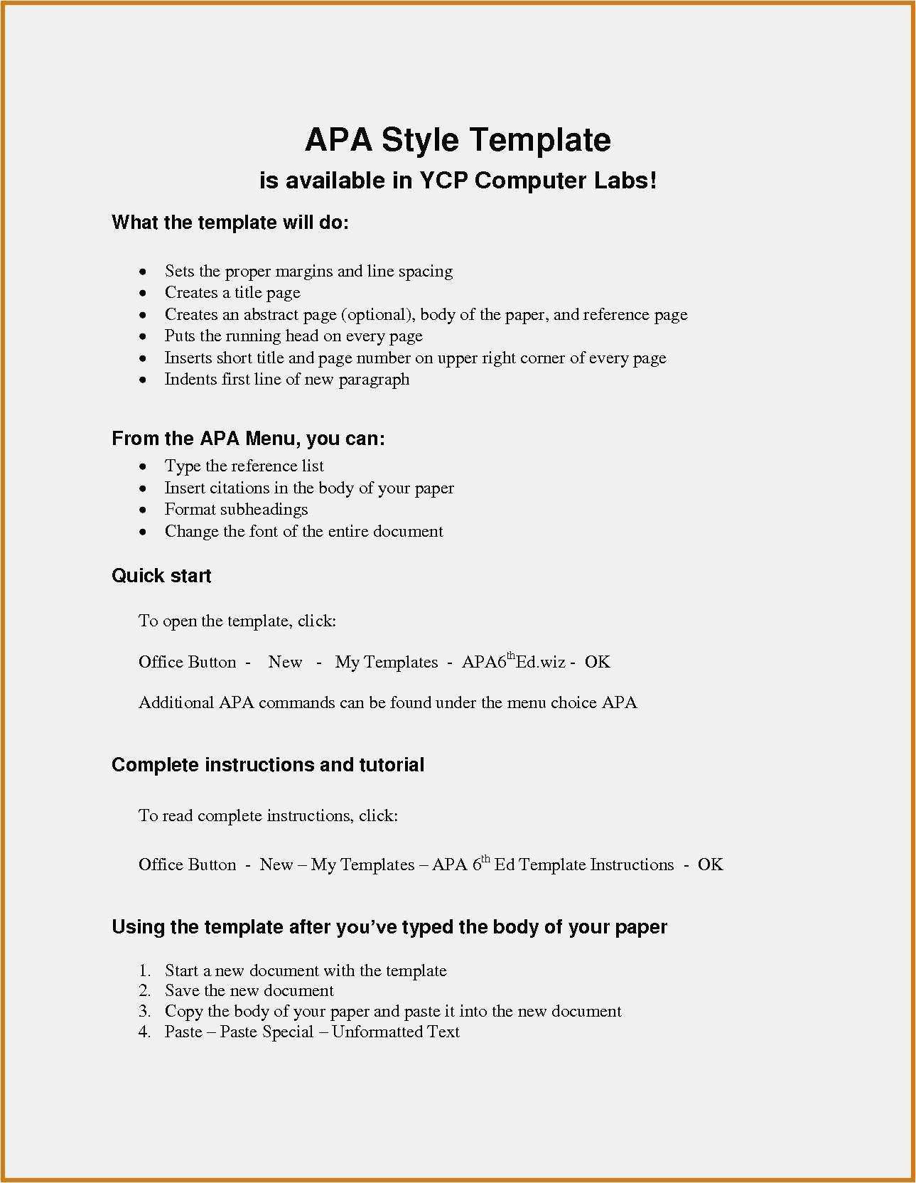 002 Astounding Apa Reference Page Template Idea  Format In Word For Website GeneratorFull