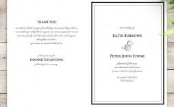 002 Astounding Church Wedding Order Of Service Template Uk High Resolution