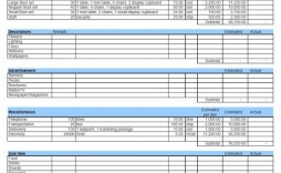 002 Astounding Event Budget Template Excel Sample  Simple Spreadsheet Free